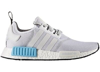 innovative design 1c5b5 6a7b7 ADIDAS NMD R1 Bright Cyan 100% Authentic Very New Hardly Used Size 11.5  Mens