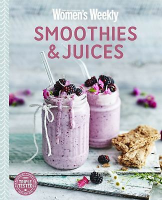 The Australian Women's Weekly - Smoothies & Juices Cookbook Womens AWW NEW