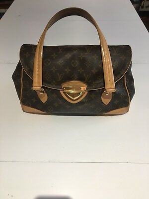 GRAND SAC A Main Femme Louis Vuitton Modele Beverly 40 Cm - EUR 251 ... b60a907a9f4