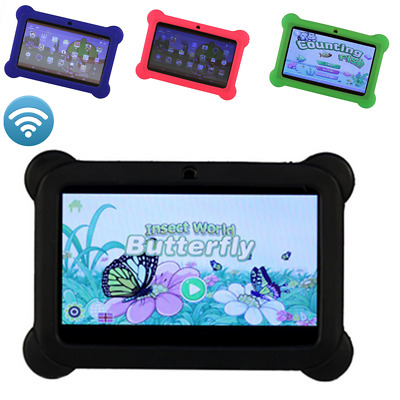 """7"""" Inch Android 4.4 Tablet 4/8GB Quad Core Dual Camera Bluetooth Wifi Tablet LOT"""
