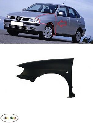 Seat Cordoba 6K 1999 - 2002 New Front Wings Fender Left N/S Passenger Galvanized