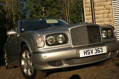 Bentley Arnage Red label ONLY 30000 miles