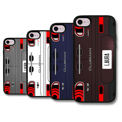 Personalized F54 Initial Name Car Plate Deluxe Skin for Apple Huawei Motorola