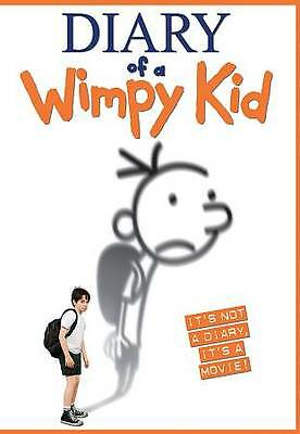 Diary of a Wimpy Kid NEW SEALED DVD