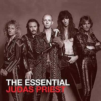 Judas Priest - The Essential - Best Of / 34 Greatest Hits - 2CDs Neu & OVP