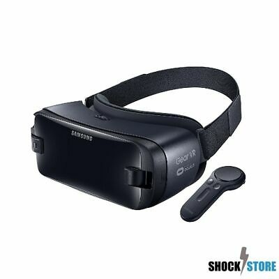Samsung Gear Virtual Reality mit Controller, Orchid Grau