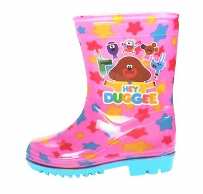Girls Hey Duggee Wellies - Kids Welly Boots