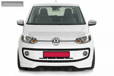 Eyebrows for VW Up Light Brows Eyelashes Headlights Covers