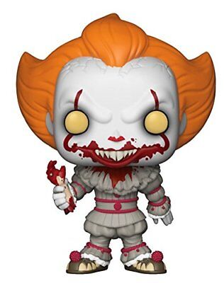 Funko Pop! IT Pennywise with Severed Arm Amazon Exclusive Horror