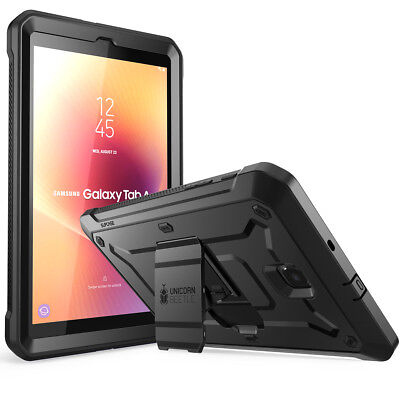 Samsung Tab A 8.0 Case 2018, SUPCASE Full-Body Protective Cover+Screen Protector