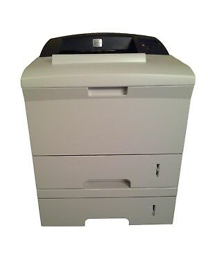 Xerox Phaser 3600 Duplex Network B/w Printer (14,560 Pages) - Seller Refurbished