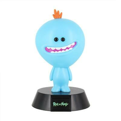 Rick And Morty: Mr Meeseeks Icon 3D Light