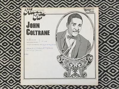 John Coltrane ‎– Hooray For John Coltrane