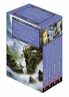 Collins Modern Classics - The Lord of the Rings/The Hobbit - Boxed Set of Four B