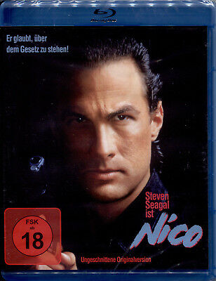 NICO - Blu-Ray NUOVO E SIGILLATO, IMPORT CON AUDIO IN ITALIANO, RARO!