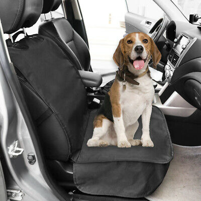 Pet Dog Car Front Seat Cover Waterproof Auto Single Seat Pad Mat Chair Protector