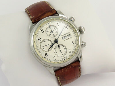 LONGINES WEEMS No 2 CHRONOGRAPH 674.5251 AUTOMATIC 41mm Lim Ed