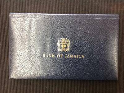 1976 Jamaica 4 Banknote Special Issue Star Note Set Uncirculated