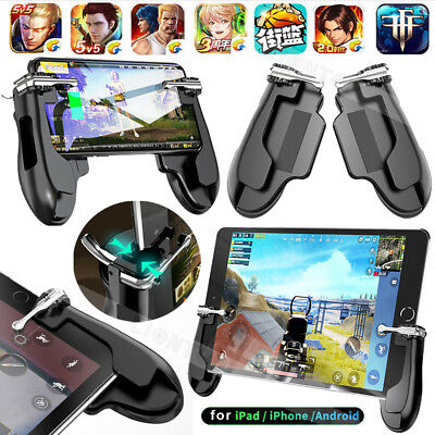 PUBG Gaming Trigger Smart Phone Game Controller For Android iPhone iPad Samsung