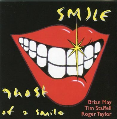 Smile - Ghost Of A Smile - CD Brian May, Roger Taylor, Freddie Mercury [NEW]