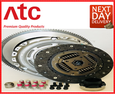 BMW X1 & X3 E84 E83 18d 20d xDrive Clutch Kit and Solid Mass Flywheel 05 to 10