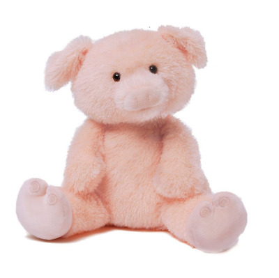 Baby Gund This Little Piggy Soft Stuffed Interactive Plush Toy Animated