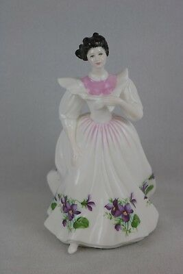 Vintage Royal Doulton England Figure of The Month February Peggy Davies HN2703