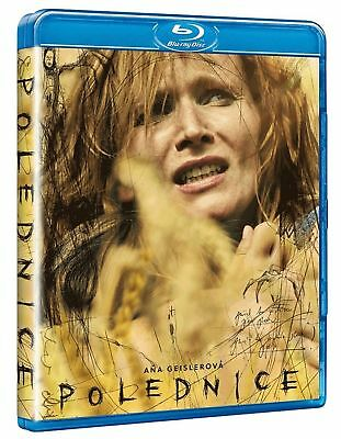 BD Polednice - The Noonday Witch 2016 Horror Czech Blu-ray Jiri Sadek EN SUB