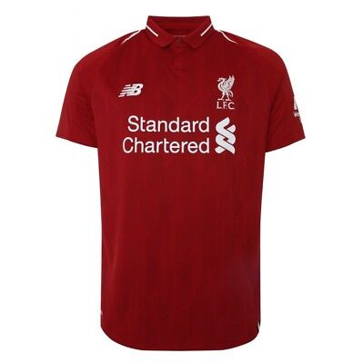 Liverpool Home Shirt Brand New With Tags New Season 2018/2019 Local Stock
