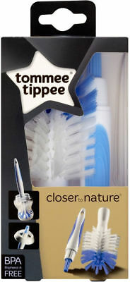 Tommee Tippee Closer to Nature Bottle Teat Brush