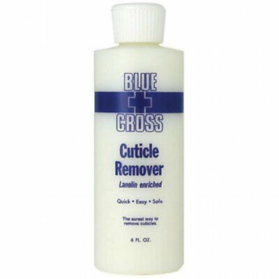Blue Cross Lanolin Enriched Cuticle Remover 6 oz