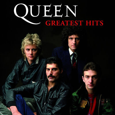 QUEEN - Greatest Hits. Vol.1, 1 Audio-CD