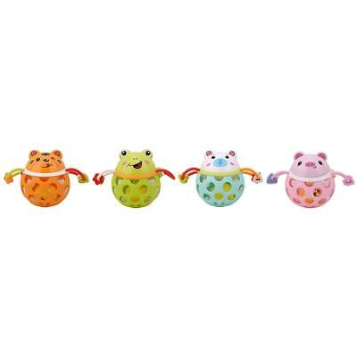 Baby Rattles Lovely Ball Toy for Kids 0-2 Old Teether Activity Bath Toy LIN