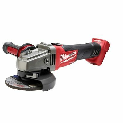 "Milwaukee 2781-20 M18 FUEL 4-1/2"" / 5"" Grinder Slide Switch Lock-On Tool Only"