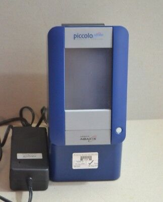 Abaxis Piccolo Xpress Portable Chemistry Blood Analyzer Software Version 2.1.41