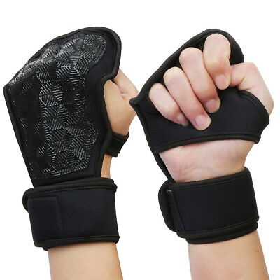 Forcefree Stren Lifting Straps Padded Cotton Wrist Protector for Weightlifting
