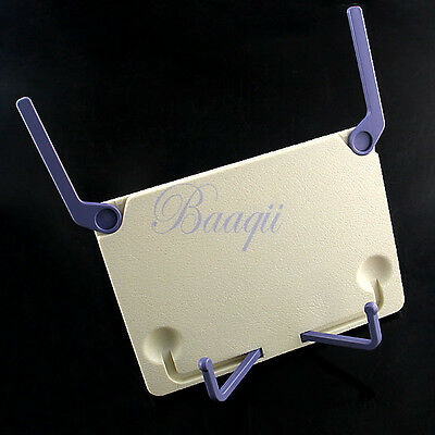 Mini Portable Book Reading Stand Bookstand Text Book Document Display Holder DT