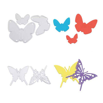 Butterflies Metal Cutting Dies Stencils for DIY Scrapbooking Album Paper Card