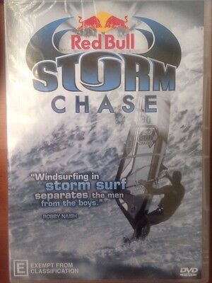 Red Bull Storm Chase DVD - NEW & Sealed - All Regions