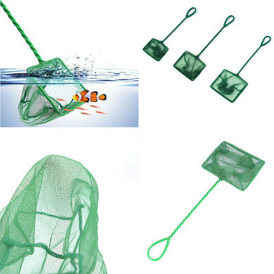 Aquarium Fish Net For Tropical Coldwater Marine Tank Netting 3-12Inches