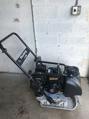 MUSTANG LF88 Vibratory Plate Compactor NEW