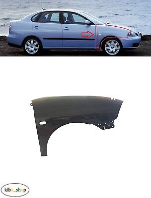 Seat Cordoba 6L 2002 - 2009 New Front Wings Fender Right O/s Driver With Hole