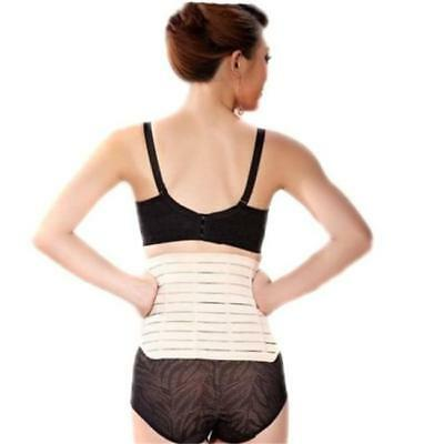 Postpartum Corset Recovery Tummy Belly Waist Support Belt Pelvis Shapers T