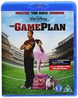 The Game Plan [Blu-ray] New