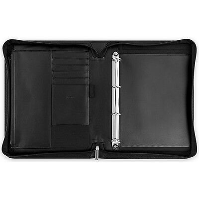 Filofax Metropol Folio A4 Black with Handles