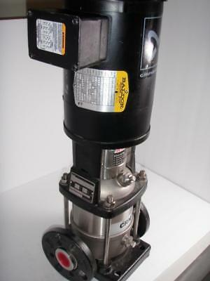 NEW Grundfos CRN5 Pump