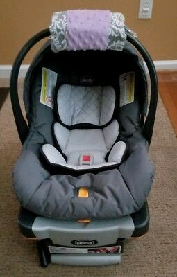 Chicco Keyfit 30 Magic Infant Car Seat And Base Black Grey Local Pickup
