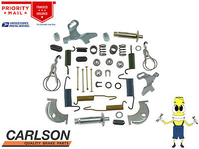 Complete Rear Brake Drum Hardware Kit for Toyota Pickup 1983-1995