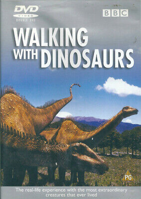 Walking With Dinosaurs DVD (2000)