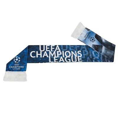 UEFA CHAMPIONS LEAGUE Final Scarf Ultimate Stage Real Madrid vs Liverpool Kiev